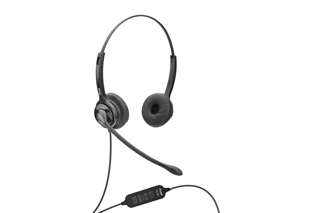MICROCASQUE MS-2 DUO USB