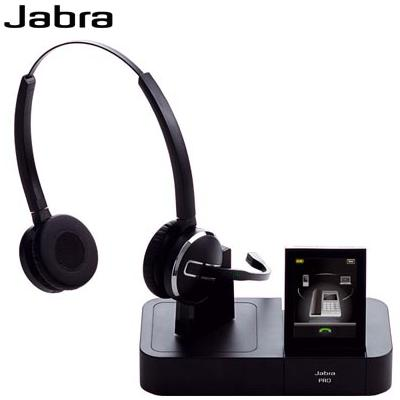 JABRA MICROCASQUE S/FIL BINAURAL PC ET TELEPHONE