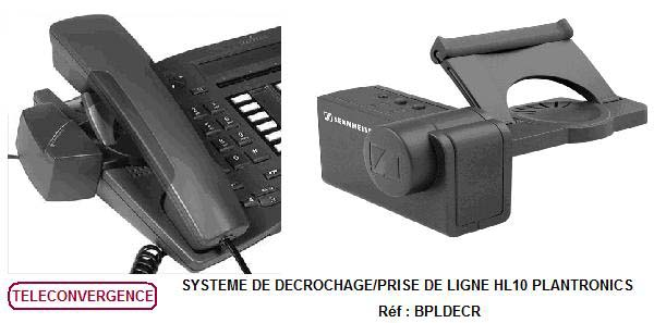 PLANTRONICS DECROCHAGE  A DISTANCE MECANIQUE HL10