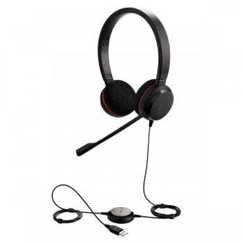 JABRA EVOLVE 20 MS DUO LYNC